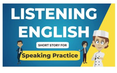 English Listening And Speaking Practice Story