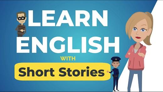 English Past Continuous Story Listen & Speak